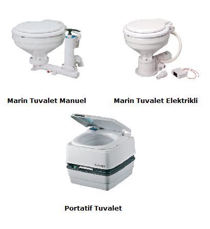 Marin Tuvaletler