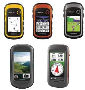 Garmin El GPS leri