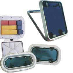 Plastik Lumbuz Hatch Ve Yat Malzemeleri